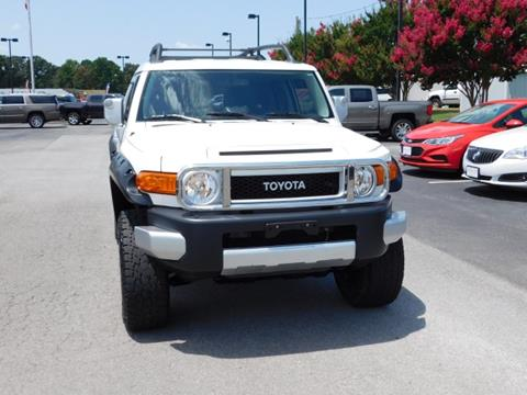 2014 Toyota FJ Cruiser for sale in Heber Springs, AR
