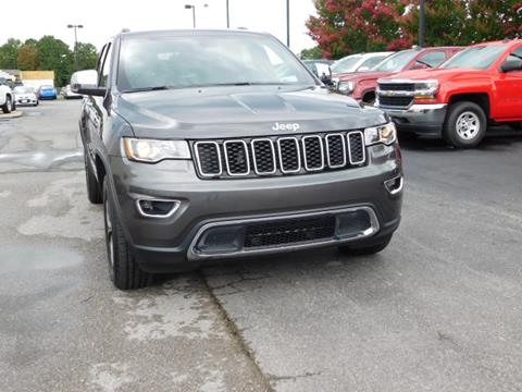 2017 Jeep Grand Cherokee for sale in Heber Springs, AR