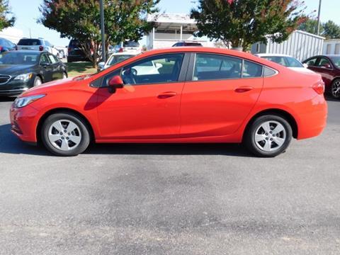 2016 Chevrolet Cruze for sale in Heber Springs, AR