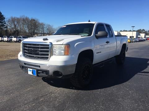2009 GMC Sierra 2500HD for sale in Heber Springs, AR