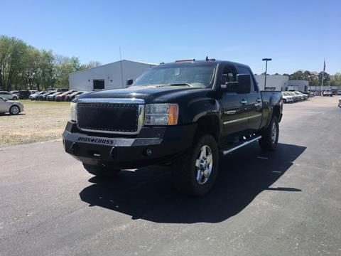 2011 GMC Sierra 2500HD for sale in Heber Springs, AR