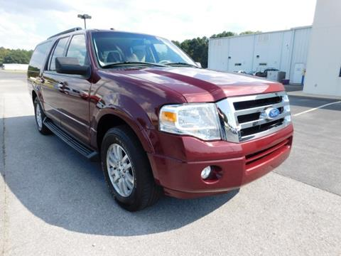 2012 Ford Expedition EL for sale in Heber Springs, AR