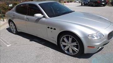 2008 Maserati Quattroporte for sale in Snellville, GA