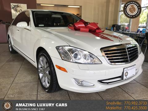 2008 Mercedes-Benz S-Class for sale in Snellville, GA