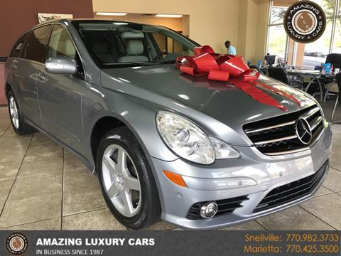 2010 Mercedes-Benz R-Class for sale in Snellville, GA