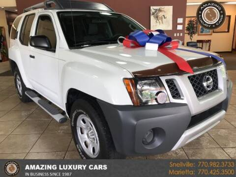 2014 Nissan Xterra for sale at Amazing Luxury Cars in Snellville GA