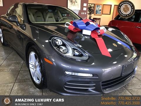 2016 Porsche Panamera for sale in Snellville, GA