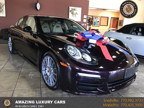 2016 Porsche Panamera for sale in Snellville, GA