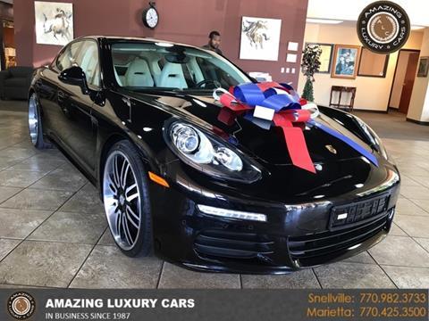2015 Porsche Panamera for sale in Snellville, GA