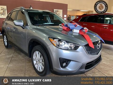 Mazda Dealerships In Georgia >> 2014 Mazda Cx 5 For Sale In Snellville Ga