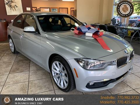 2017 BMW 3 Series for sale in Snellville, GA
