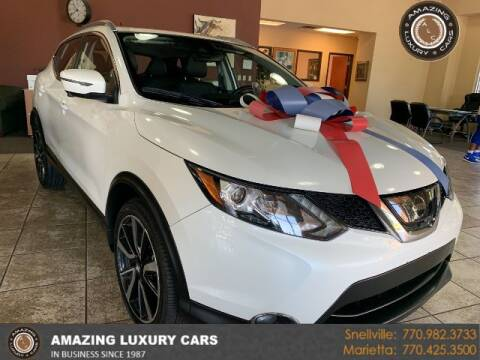 2017 Nissan Rogue Sport for sale at Amazing Luxury Cars in Snellville GA