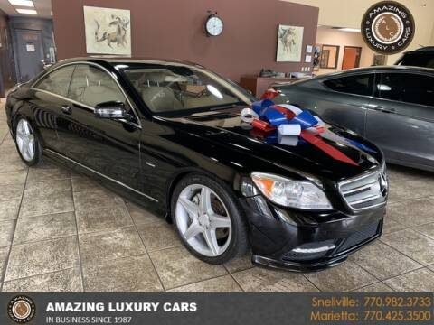 2011 Mercedes-Benz CL-Class for sale at Amazing Luxury Cars in Snellville GA