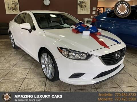 2015 Mazda MAZDA6 for sale at Amazing Luxury Cars in Snellville GA