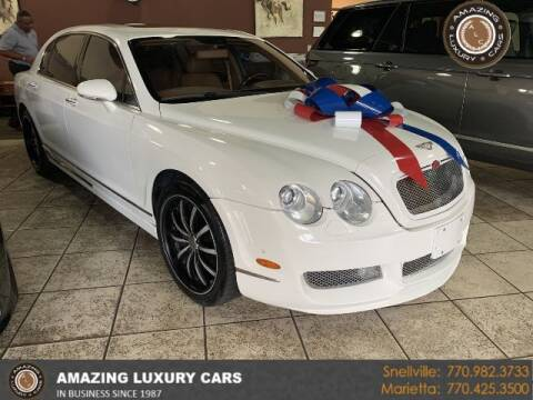 2008 Bentley Continental for sale at Amazing Luxury Cars in Snellville GA