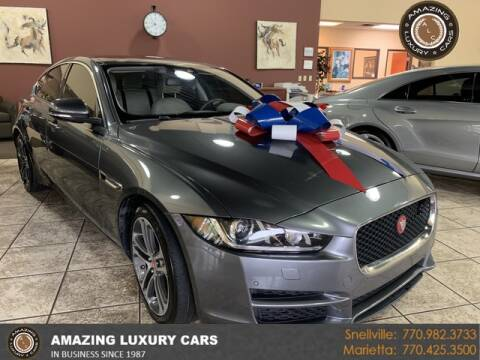 2017 Jaguar XE for sale at Amazing Luxury Cars in Snellville GA