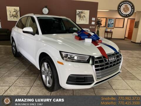 2018 Audi Q5 for sale at Amazing Luxury Cars in Snellville GA