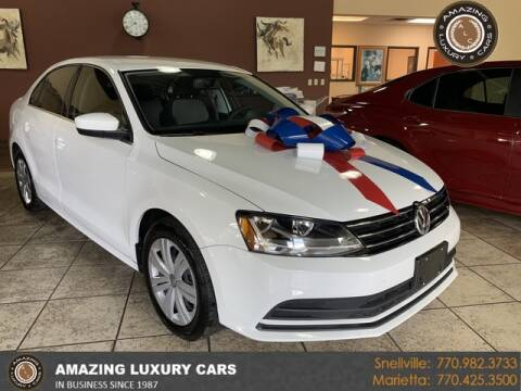 2017 Volkswagen Jetta for sale at Amazing Luxury Cars in Snellville GA