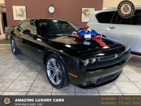 2020 Dodge Challenger for sale at Amazing Luxury Cars in Snellville GA