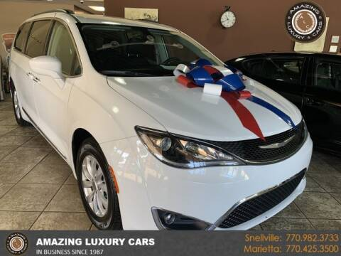 2017 Chrysler Pacifica for sale at Amazing Luxury Cars in Snellville GA