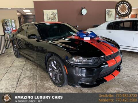 2019 Dodge Charger for sale at Amazing Luxury Cars in Snellville GA