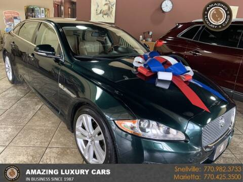 2013 Jaguar XJL for sale at Amazing Luxury Cars in Snellville GA