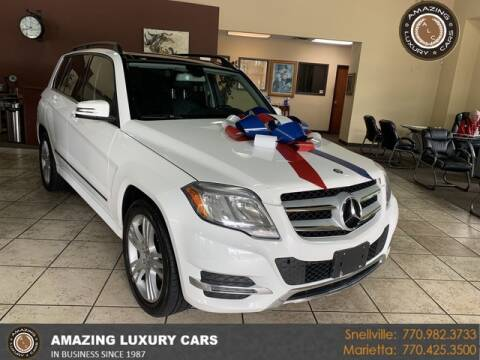 2015 Mercedes-Benz GLK for sale at Amazing Luxury Cars in Snellville GA