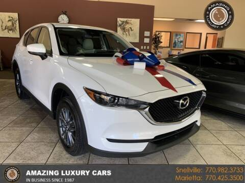 2017 Mazda CX-5 for sale at Amazing Luxury Cars in Snellville GA
