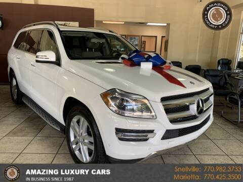 2016 Mercedes-Benz GL-Class for sale at Amazing Luxury Cars in Snellville GA