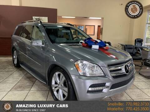 2012 Mercedes-Benz GL-Class for sale at Amazing Luxury Cars in Snellville GA