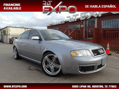 2003 Audi RS 6 for sale in Houston, TX