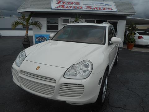 2006 Porsche Cayenne for sale in Saint Petersburg, FL