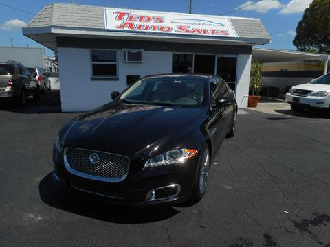 2013 Jaguar XJL for sale in Saint Petersburg, FL