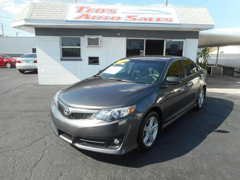 2014 Toyota Camry for sale in Saint Petersburg, FL