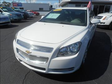 2012 Chevrolet Malibu for sale in Saint Petersburg, FL