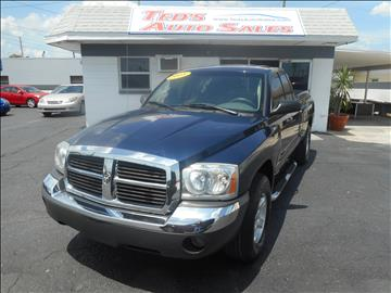 2005 Dodge Dakota for sale in Saint Petersburg, FL