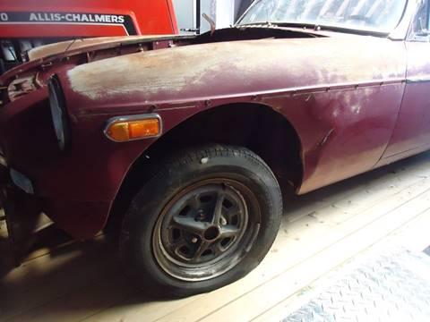 1973 MG MGB for sale in Belleville, KS