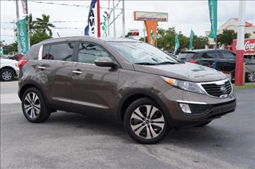 2011 Kia Sportage for sale in Hialeah, FL
