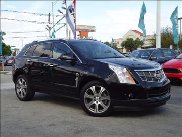 2012 Cadillac SRX for sale in Hialeah, FL