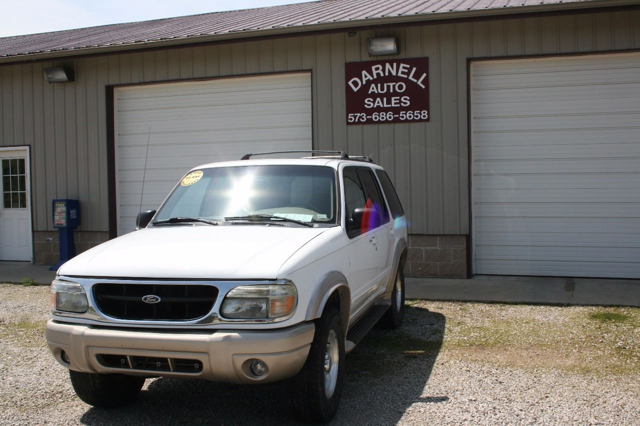 2001 Ford Explorer Eddie Bauer 2WD 4dr SUV - Poplar Bluff MO
