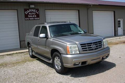 2003 Cadillac Escalade EXT for sale in Poplar Bluff, MO