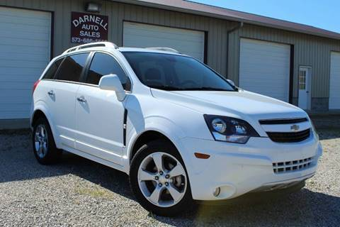 2015 Chevrolet Captiva Sport Fleet for sale in Poplar Bluff, MO