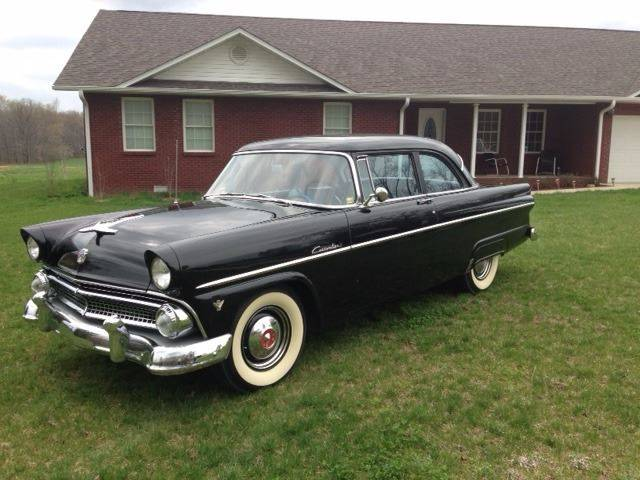 1955 Ford Crestline  - Poplar Bluff MO