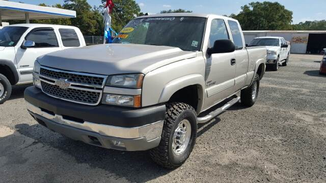 Chevrolet Silverado 2500hd For Sale In Louisiana