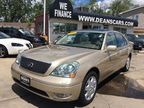 Lexus LS 430 For Sale in Illinois - Carsforsale.com®