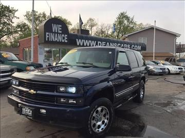 2000 Chevrolet Tahoe Limited/Z71 for sale in Bridgeview, IL