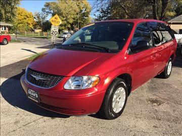 2003 Chrysler Town and Country for sale in Bridgeview, IL