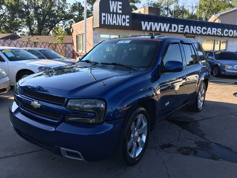 Perfect 2006 Chevrolet TrailBlazer LS 4dr SUV 4WD W/1SB   Bridgeview IL
