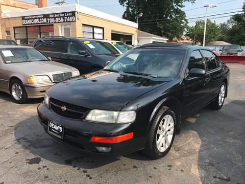 1997 Nissan Maxima for sale in Bridgeview, IL