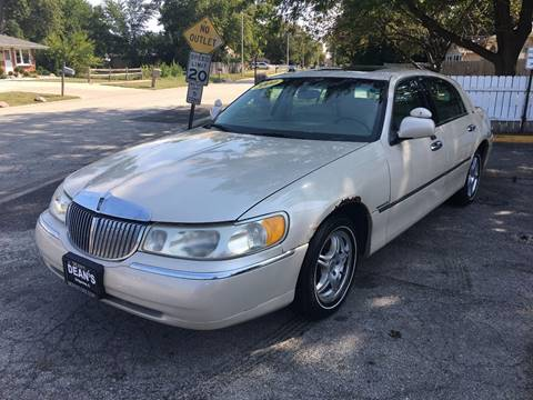 2000 Lincoln Town Car For Sale In Overland Park Ks Carsforsale Com